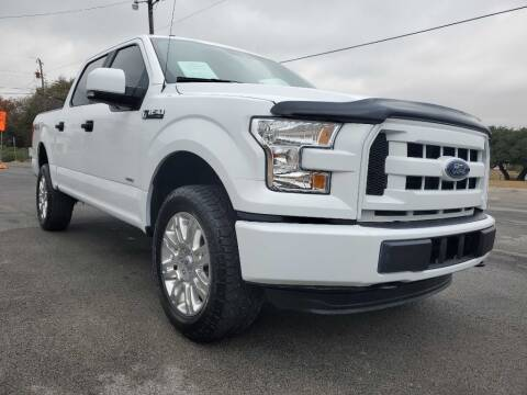 2015 Ford F-150 for sale at Thornhill Motor Company in Lake Worth TX