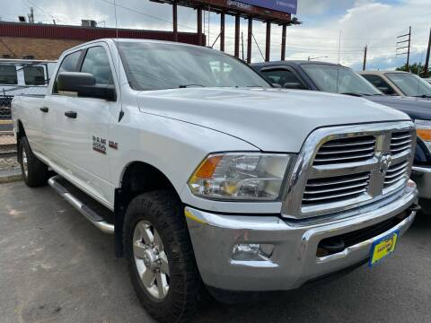 2015 RAM Ram Pickup 2500 for sale at New Wave Auto Brokers & Sales in Denver CO