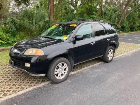 2004 Acura MDX for sale at AUTO IMAGE PLUS in Tampa FL