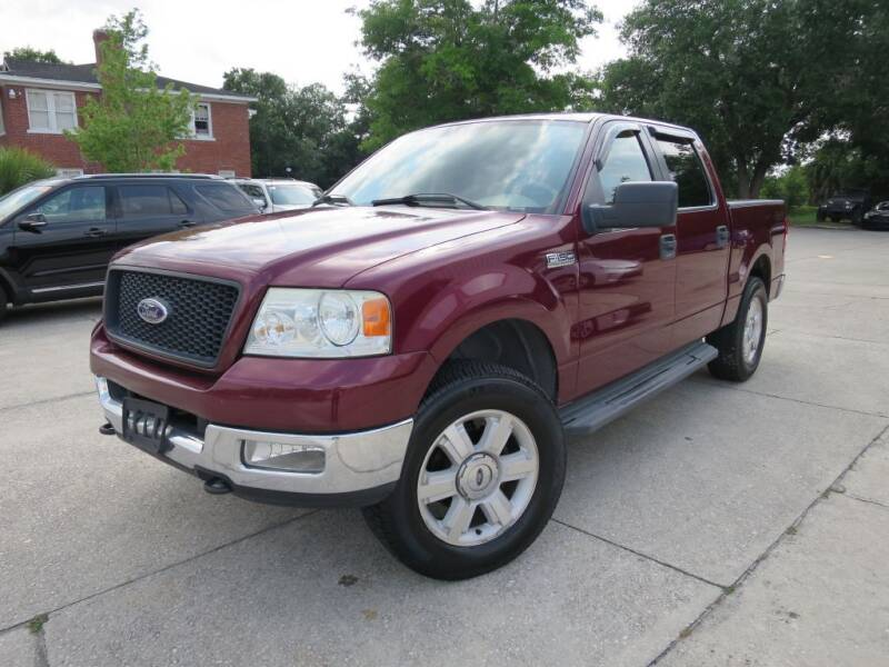 2005 Ford F-150 for sale at Caspian Cars in Sanford FL
