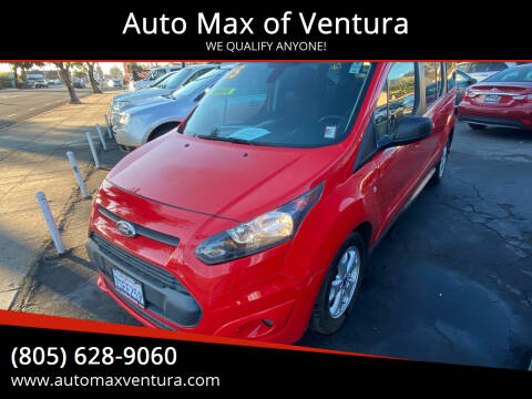 2015 Ford Transit Connect Wagon for sale at Auto Max of Ventura in Ventura CA