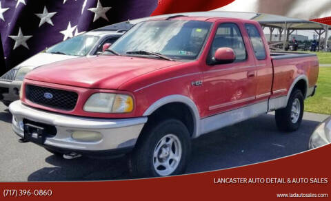 1997 Ford F-150 for sale at Lancaster Auto Detail & Auto Sales in Lancaster PA