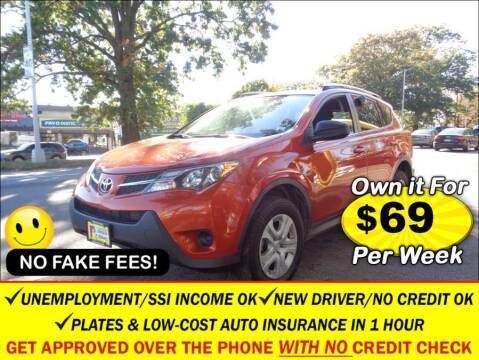 2015 Toyota RAV4 for sale at AUTOFYND in Elmont NY