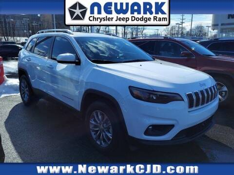 2021 Jeep Cherokee for sale at NEWARK CHRYSLER JEEP DODGE in Newark DE