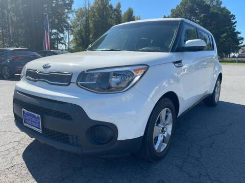 2018 Kia Soul for sale at Airbase Auto Sales in Cabot AR
