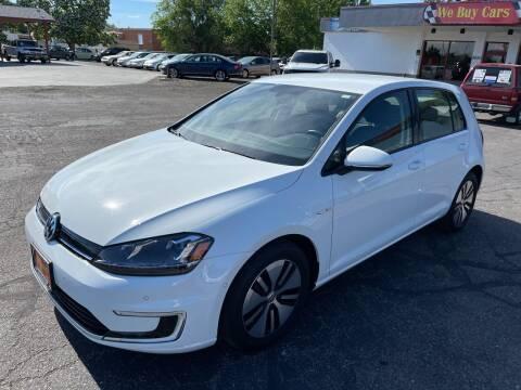2016 Volkswagen e-Golf for sale at ALIC MOTORS in Boise ID