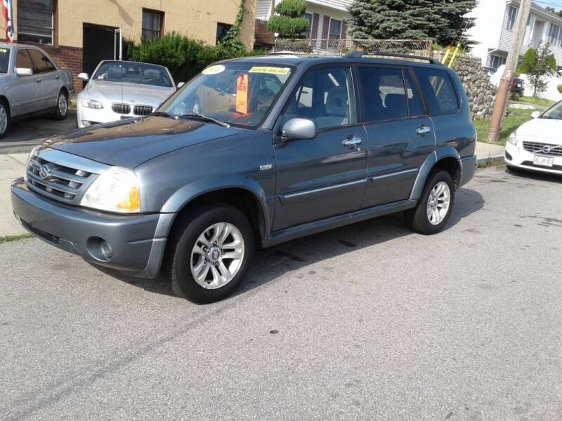 2004 Suzuki XL7 for sale at Nelsons Auto Specialists in New Bedford MA