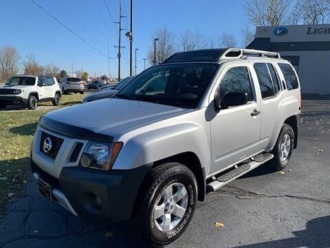 2010 Nissan Xterra for sale at Lighthouse Auto Sales in Holland MI