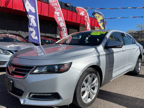 2019 Chevrolet Impala for sale at Duke City Auto LLC in Gallup NM