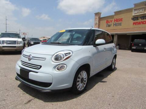 2015 FIAT 500L for sale at Import Motors in Bethany OK