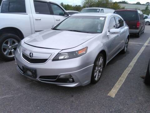 2013 Acura TL for sale at Smart Chevrolet in Madison NC