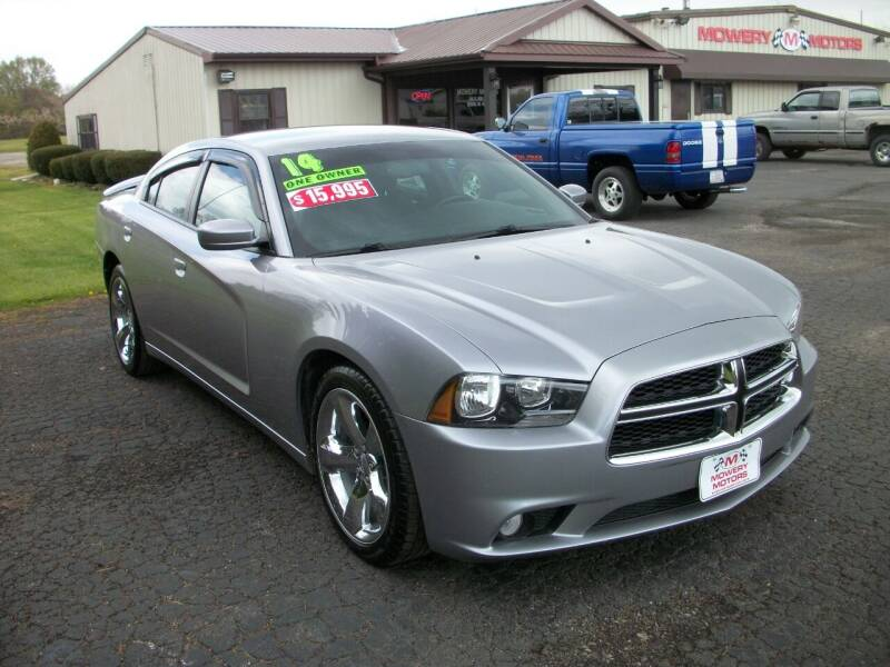 2014 Dodge Charger for sale at Terry Mowery Chrysler Jeep Dodge in Edison OH