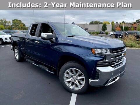 2020 Chevrolet Silverado 1500 for sale at Smart Budget Cars in Madison WI