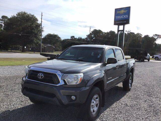 2014 Toyota Tacoma for sale at LEE CHEVROLET PONTIAC BUICK in Washington NC