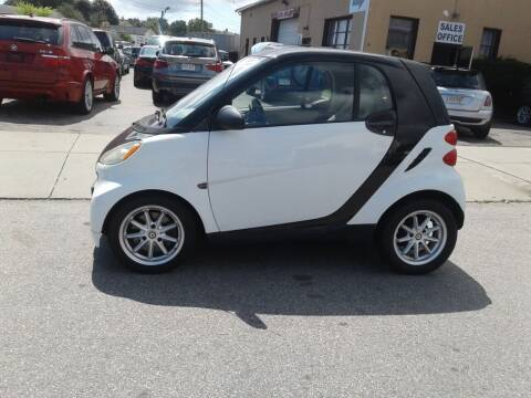2008 Smart fortwo for sale at Nelsons Auto Specialists in New Bedford MA