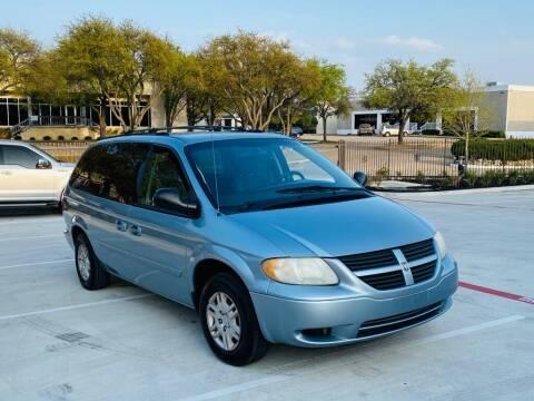 2005 Dodge Grand Caravan for sale at Texas Drive Auto in Dallas TX
