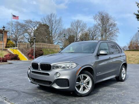 2014 BMW X5 for sale at Sebar Inc. in Greensboro NC