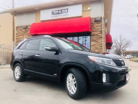 2014 Kia Sorento for sale at 719 Automotive Group in Colorado Springs CO