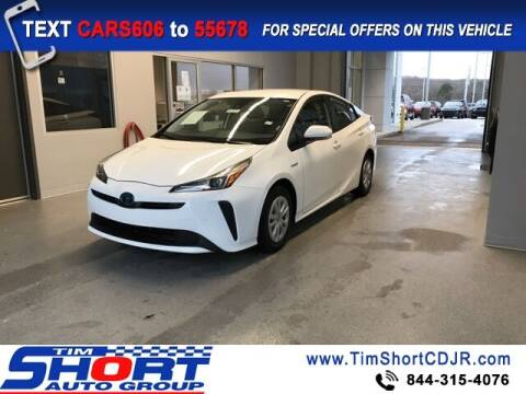 2019 Toyota Prius for sale at Tim Short Chrysler in Morehead KY
