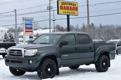 2010 Toyota Tacoma for sale at Broadway Garage of Columbia County Inc. in Hudson NY