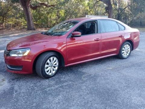 2015 Volkswagen Passat for sale at Royal Auto Mart in Tampa FL