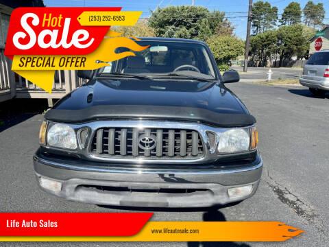 2001 Toyota Tacoma for sale at Life Auto Sales in Tacoma WA