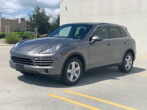 2011 Porsche Cayenne for sale at Santos Autos in Bradenton FL