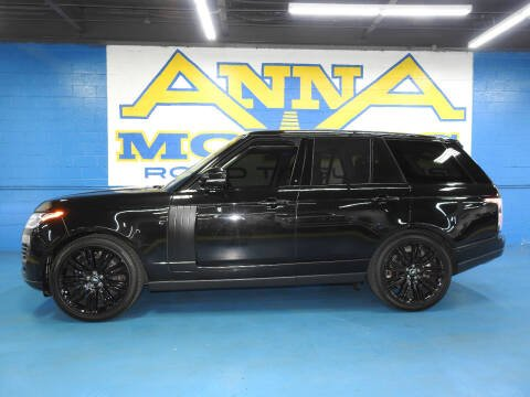 2020 Land Rover Range Rover for sale at ANNA MOTORS, INC. in Detroit MI