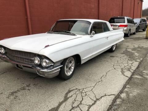 1962 Cadillac DeVille for sale at ELIZABETH AUTO SALES in Elizabeth PA