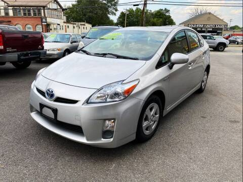 2010 Toyota Prius for sale at Dijie Auto Sale and Service Co. in Johnston RI