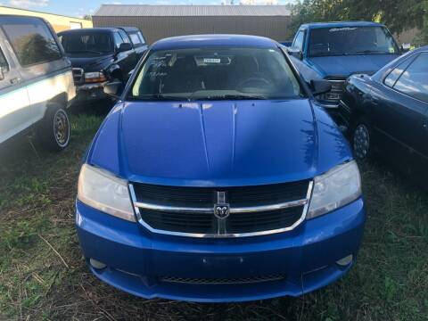 2008 Dodge Avenger for sale at Blakes Auto Sales in Rice Lake WI