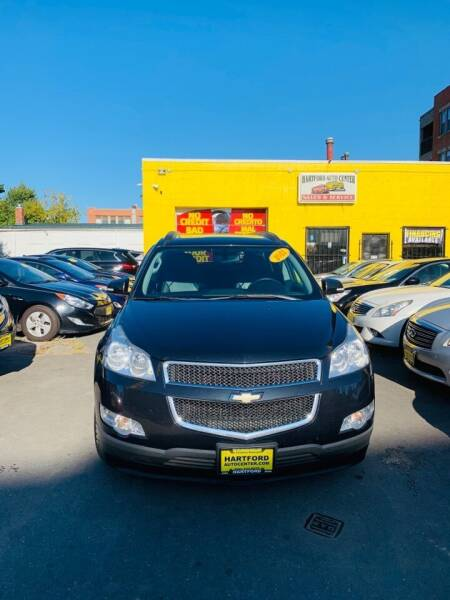 2012 Chevrolet Traverse for sale at Hartford Auto Center in Hartford CT