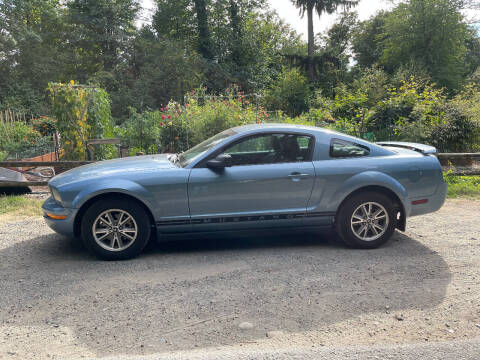 2005 Ford Mustang for sale at Wild About Cars Garage in Kirkland WA