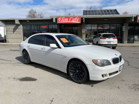 2008 BMW 7 Series for sale at Freedom Auto Sales in Anchorage AK