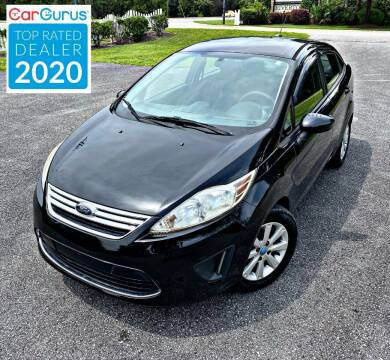 2011 Ford Fiesta for sale at Brothers Auto Sales of Conway in Conway SC