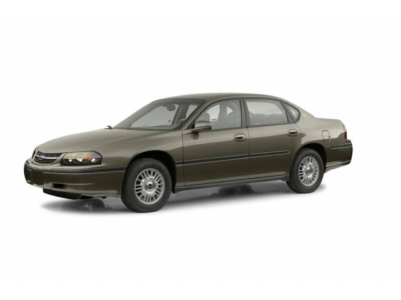 2002 Chevrolet Impala for sale at Moke America of Virginia Beach in Virginia Beach VA