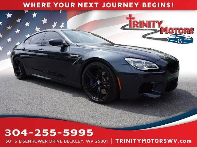 2016 BMW M6 for sale at Trinity Motors in Beckley WV