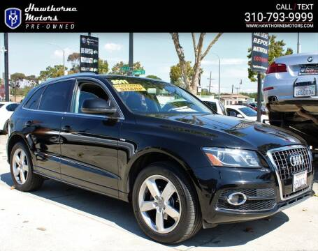 2011 Audi Q5 for sale at Hawthorne Motors Pre-Owned in Lawndale CA