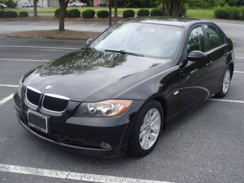 2006 BMW 3 Series for sale at Uniworld Auto Sales LLC. in Greensboro NC