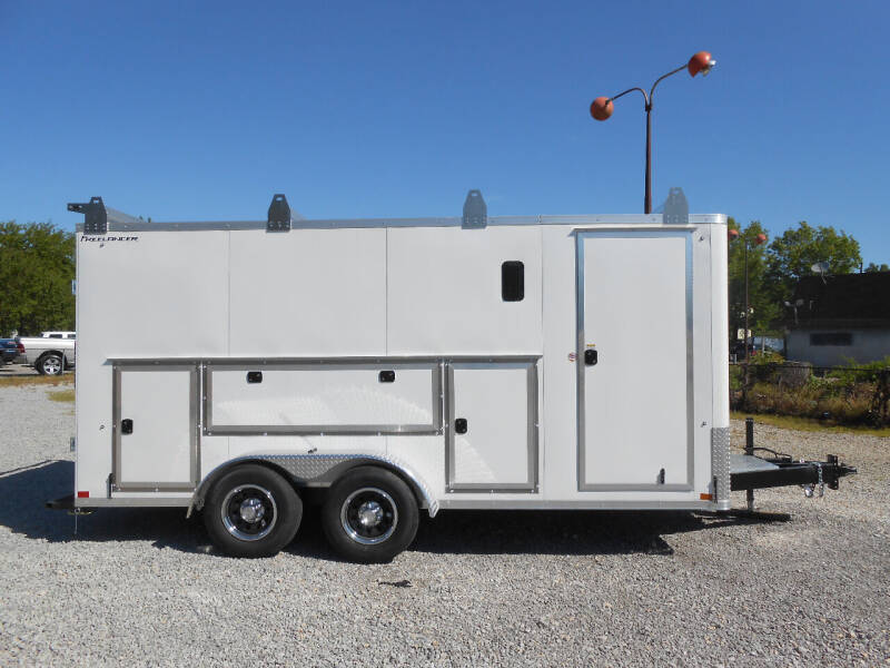 2022 Impact Freelancer 7x16 for sale at Jerry Moody Auto Mart - Trailers in Jeffersontown KY