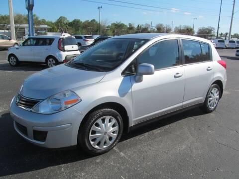 2011 Nissan Versa for sale at Blue Book Cars in Sanford FL