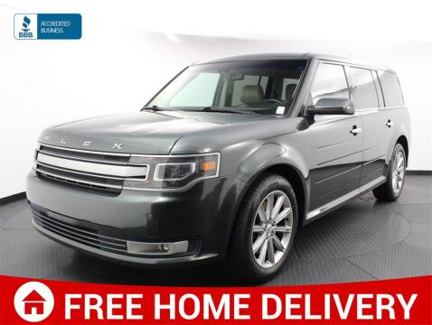 2015 Ford Flex for sale at Florida Fine Cars - West Palm Beach in West Palm Beach FL