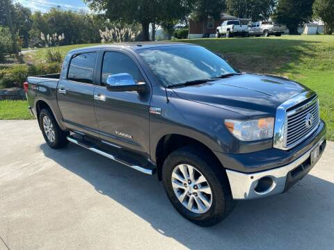 2012 Toyota Tundra for sale at HIGHWAY 12 MOTORSPORTS in Nashville TN
