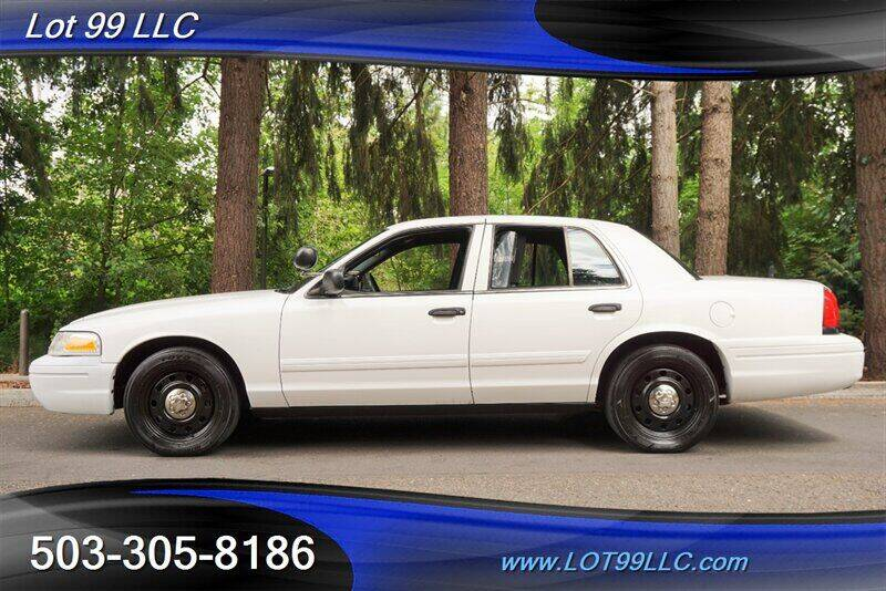 2011 Ford Crown Victoria for sale at LOT 99 LLC in Milwaukie OR
