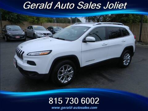 2016 Jeep Cherokee for sale at Gerald Auto Sales in Joliet IL