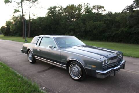 1985 Oldsmobile Toronado for sale at Clear Lake Auto World in League City TX