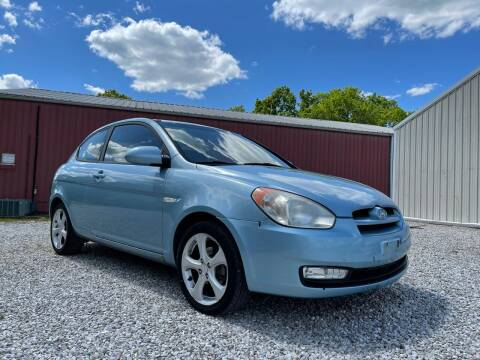 2007 Hyundai Accent for sale at 64 Auto Sales in Georgetown IN