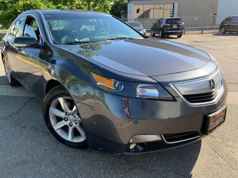 2012 Acura TL for sale at JerseyMotorsInc.com in Teterboro NJ