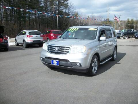2012 Honda Pilot for sale at Auto Images Auto Sales LLC in Rochester NH