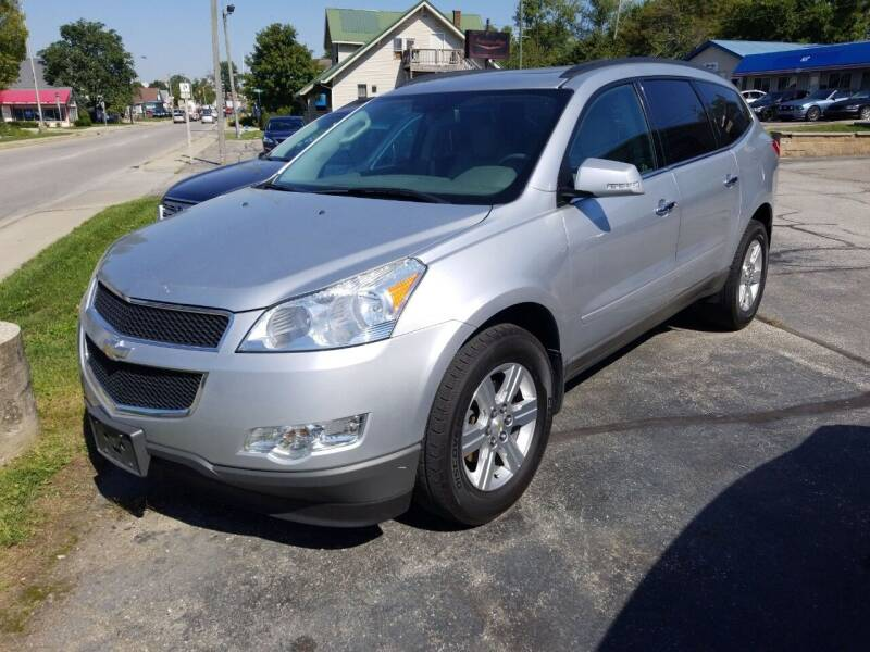 2012 Chevrolet Traverse for sale at Indiana Auto Sales Inc in Bloomington IN